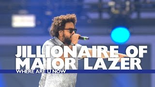 Jillionaire - &#39Where Are U Now&#39 (Live At The Summertime Ball 2016)