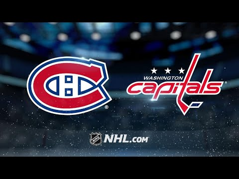 Ovechkin tallies four goals in 6-1 win against Habs