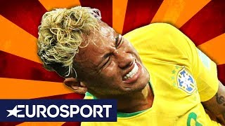 Neymar's 'Crocodile Tears' and Southgate's Fury | World Cup Today