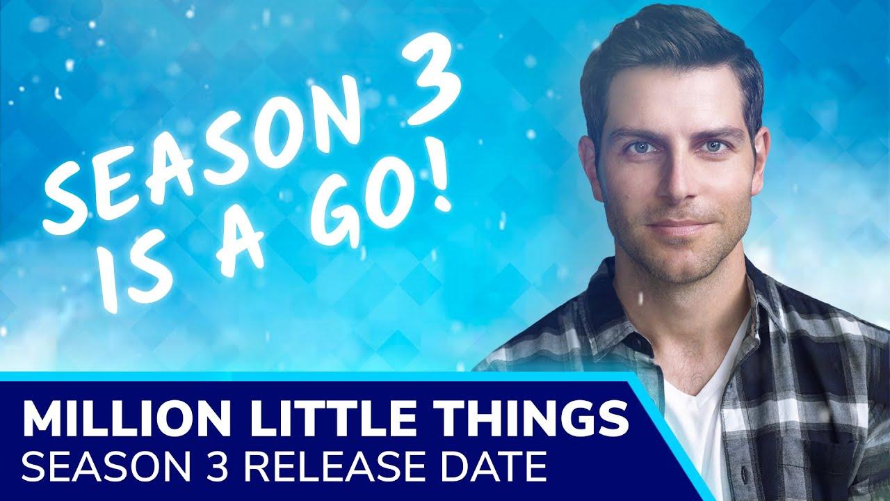A MILLION LITTLE THINGS Season 3 Release Set for Late 2020 | Is David Giuntoli's Eddie Alive?