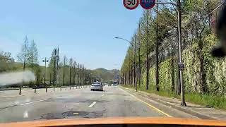4월 14일 마카롱택시   서울시내 드라이브   방송~…