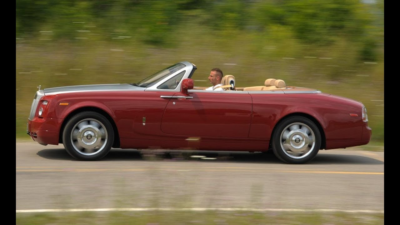 2010 Rolls Royce Phantom Drophead Coupe Tested Car And Driver