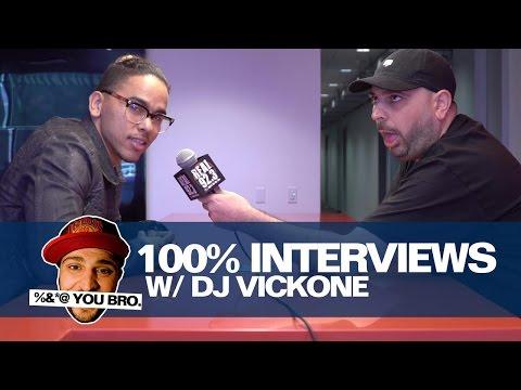100% INTERVIEWS W/ DJ VICK ONE AND ADRIAN MARCEL!!!!!