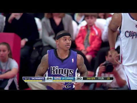 Isaiah Thomas Full Highlights at Clippers - 27 PTS (2013.10.25) (NBA PRESEASON)