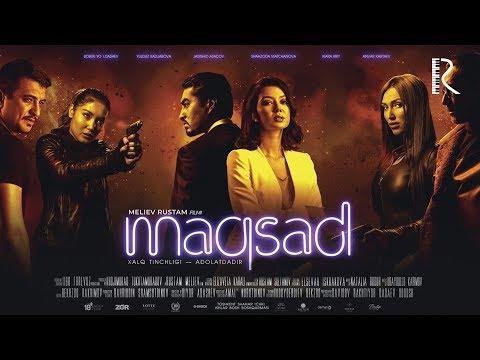 Maqsad (o'zbek film) | Максад (узбекфильм) #UydaQoling