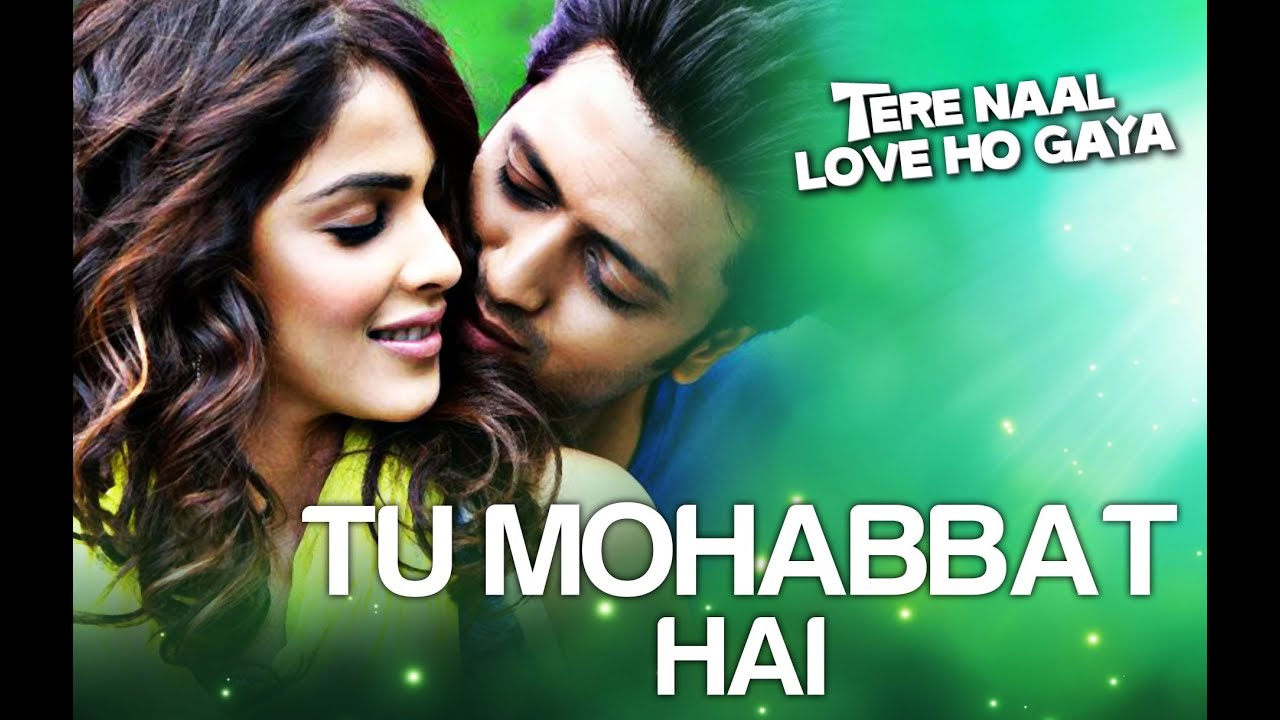 tu mohabbat hai video song tere naal love ho gaya riteish genelia atif aslam youtube