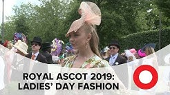 Royal Ascot 2019: Ladies' Day Fashion featuring Natalie Dormer
