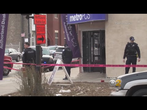 Cell Phone Store Owner Shoots Robbery Suspect