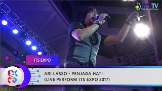Gambar cover ARI LASSO - Penjaga Hati (Live Perform ITS Expo 2017)