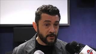 Videointervista a Vinicio Marchioni in Quanto basta, su SpettacoloMania.it
