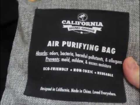california-home-goods-naturally-activated-bamboo-air-purifying-bag-review,-absorbs-odors-beautifully