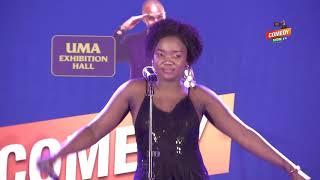 Alex Muhangi Comedy Store July 2019 - Afrigo Part One