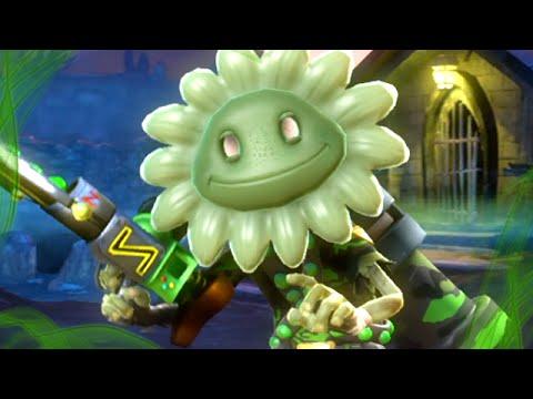 Plants vs. Zombies: Garden Warfare - Groovy Halloween! - YouTube