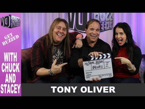 Tony Oliver PT2 - Voice of Bang and Obscurio  - Mighty Morphin Power Rangers Creator EP 145