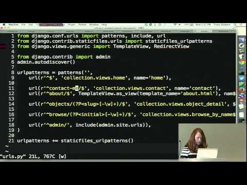 Tracy Osborn, David Wolever: Django for Web Designers and Front End Developers - PyCon 2014