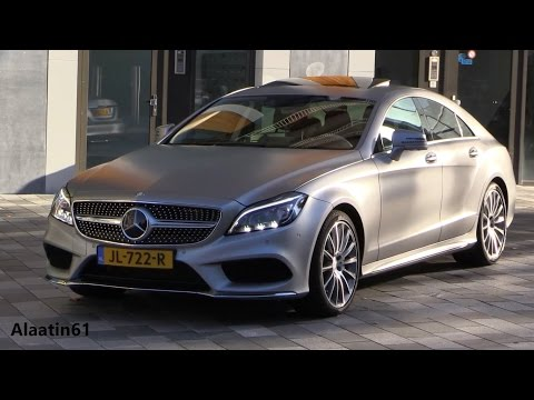 2017 Mercedes-Benz CLS - 100.000 Special Review, Thanks Mercedes-Benz!