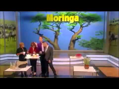 MORINGA on The View ABC with Dr  Lindsey Duncan