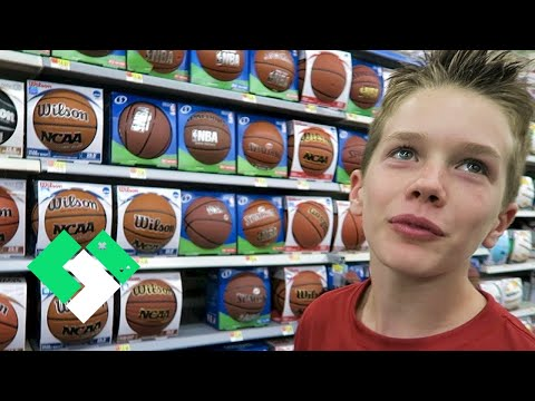 Shopping For Another New Basketball??? (Day 1998)