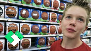 Shopping For Another New Basketball??? (Day 1998)   Clintus.tv