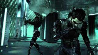 Deus Ex Human Revolution (Second Boss Made Easy)(Give Me Deus Ex)(Walkthrough)