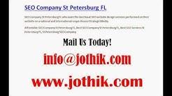 SEO Company St Petersburg FL
