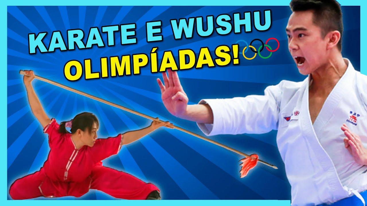 5 PASSOS PARA SEU ESPORTE ENTRAR NAS OLIMPÍADAS / KARATÊ / WUSHU