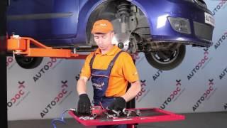 Popravilo FORD TRANSIT naredi sam - avtomobilski video vodič
