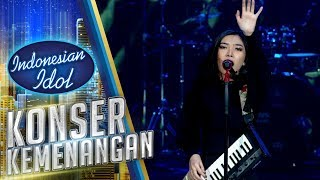 Download lagu ISYANA SARASVATI - LEXICON - KONSER KEMENANGAN - Indonesian Idol 2020
