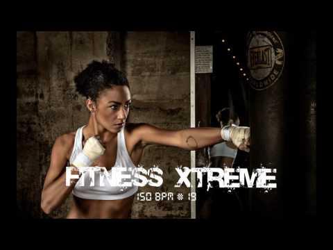 Workout Music Fitness Extreme 150bpm Winter 2016 #19 Cardio boxing, Tae Bo, Body Impact