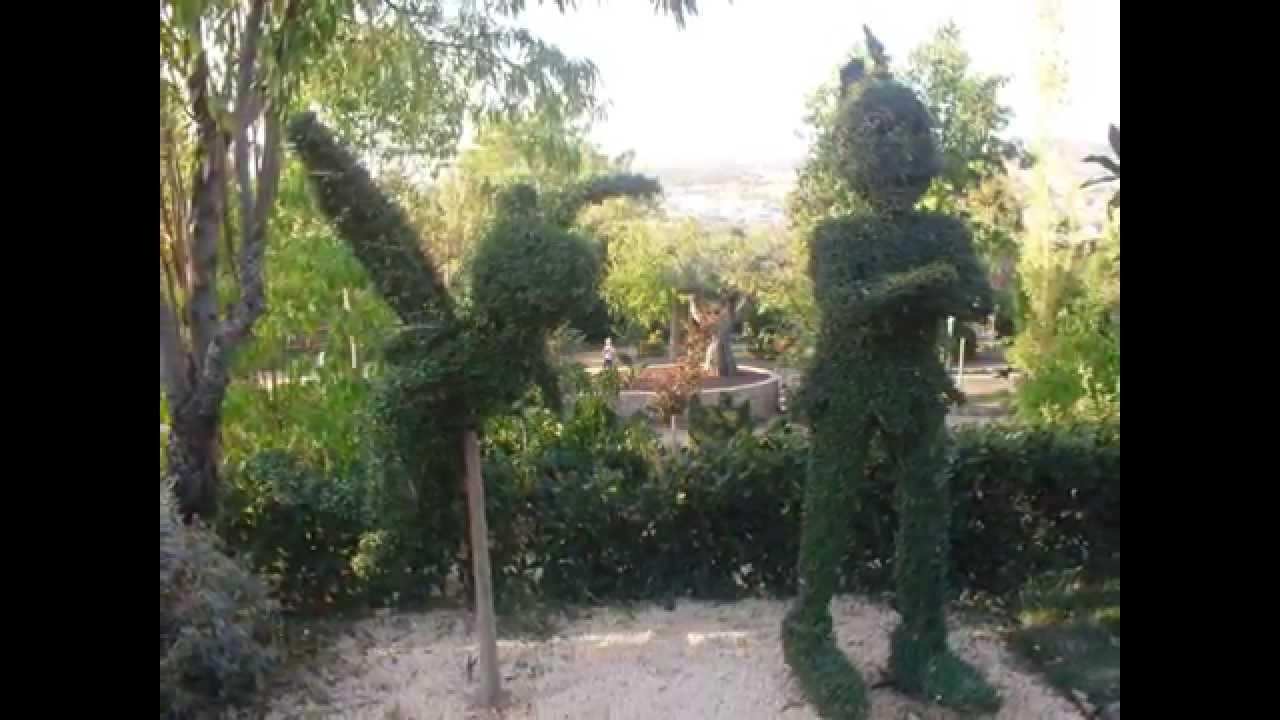 El bosque encantado san mart n de valdeiglesias youtube for Jardin botanico el bosque encantado