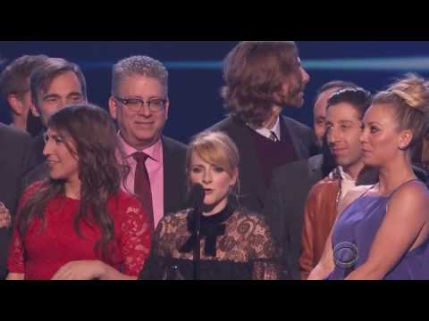 The Big Bang Theory wins (Best Comedy Series) - People