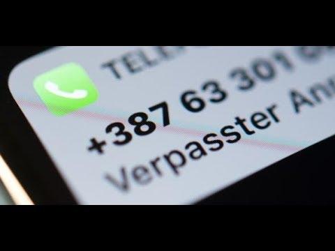 Telefonabzocke: Bundesnetzagentur ergreift Maßnahmen gegen Ping-Anrufe