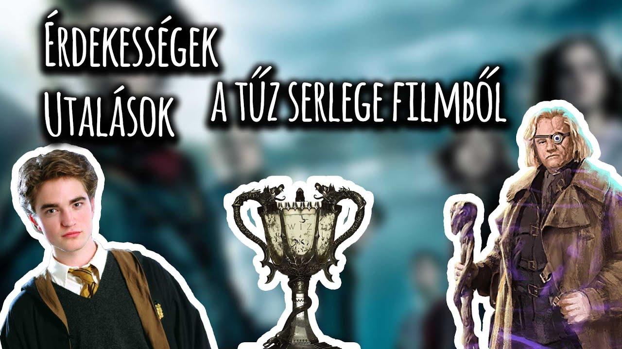 Harry Potter és A Tűz Serlege Online