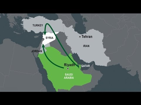 Understanding the syrian crisis in 5 minutes