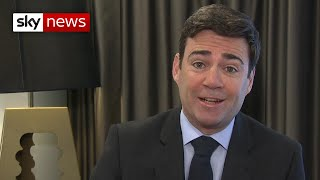 Burnham: My fear is this election may solve nothing