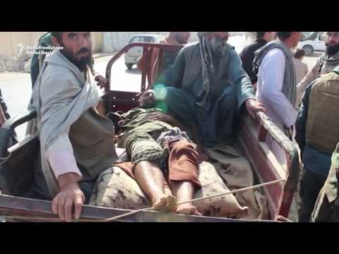 Afghan Forces Battle Taliban In Kunduz For Third Day