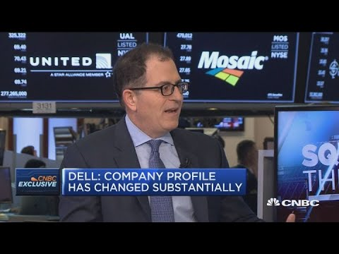Dell CEO Michael Dell on the decision to go public