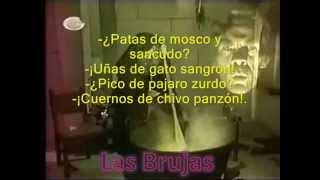 CANCION Las Brujas - Don Ramon y la Bruja del 71