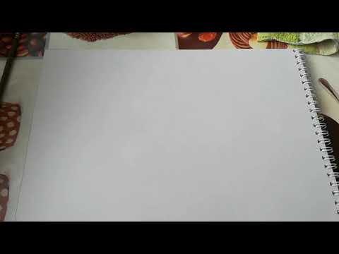 Как рисовать дерево видеоурок для детей