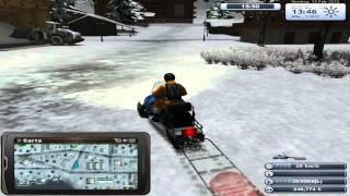 Ski région simulator 2012 partie 2