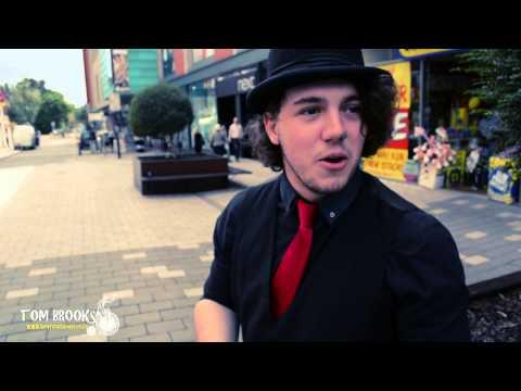 Tom Brooks - The Human Blockhead