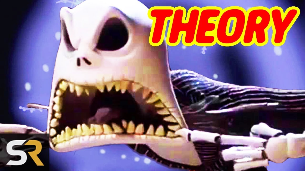 Dark Theories About The Nightmare Before Christmas That Will Ruin ...