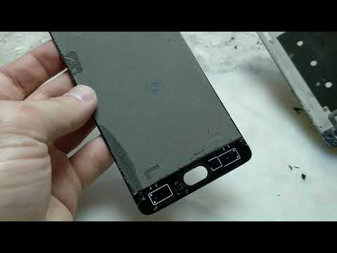 Убийца флагманов. Ремонт  OnePlus 3 - Замена стекла на OCA