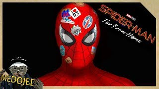 Recenze fimu: Spider-Man: Daleko od domova / Far from Home / Ďaleko od domova