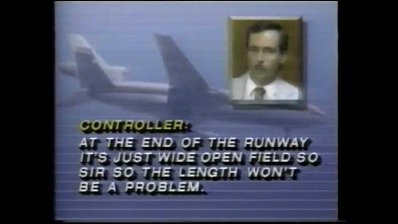 United Airlines 232 crash reports - Amazing pilot!!