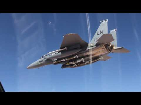 Southwest Asia, the 492nd Expeditionary Fighter Squadron, 332nd Says Farewell to Fighter Squadron!