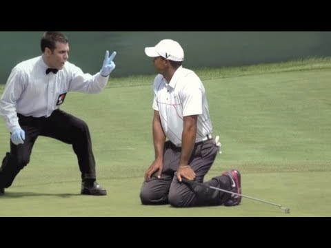 Tiger Woods Commercial 2013