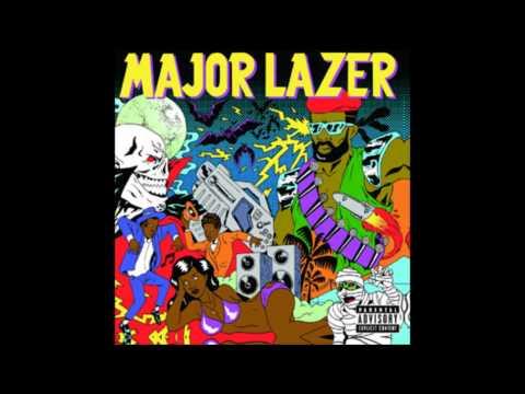 Pon De Floor - Major Lazer Chewy Chocolate Cookies Remix