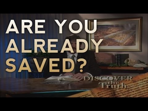Are You Already Saved? Discover the Truth (Classic TV Series)