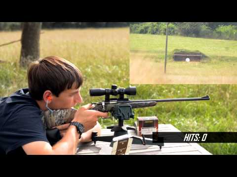 Keystone Arms 10/22 & Crickett Shooting 400 Meters .22 LR!